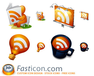 Feeds icons