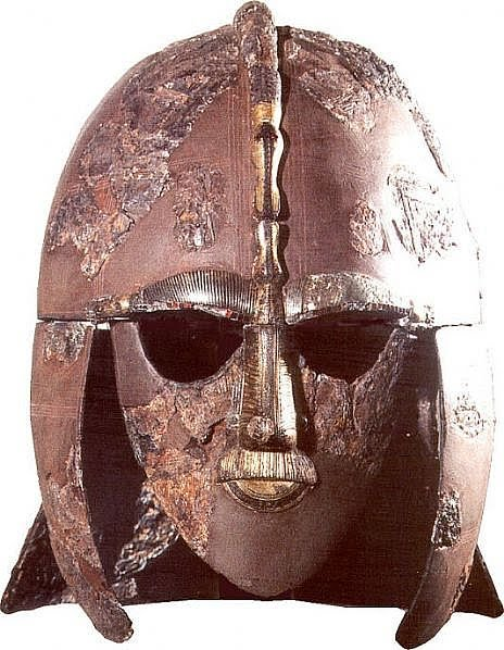 boar helmets in beowulf The helmet is a boar helmet, possibly the type mentioned in beowulf note the wild boar razor back earlier helmets are more ornate as they could get more individual attention from the maker, later ones were simpler aimed at volume production.
