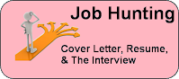 Job hunting button