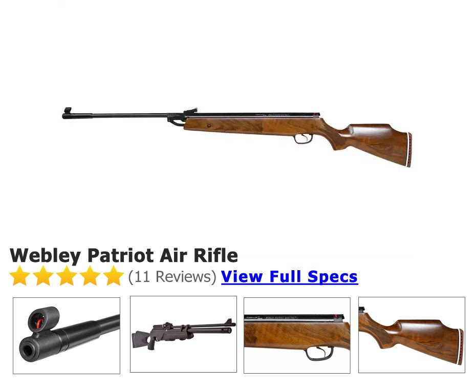 Top 16 Best PCP Air Rifle Review [Air Pistols Included]