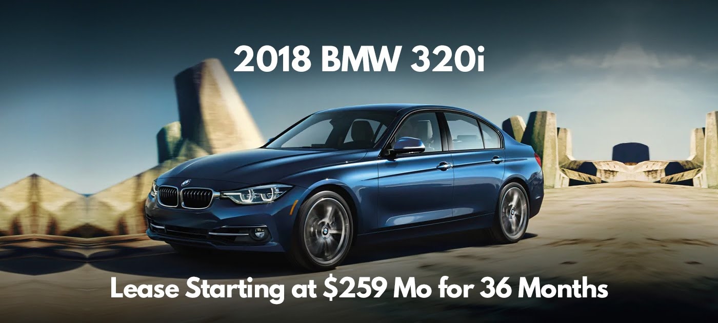 Bmw Leasing Specials Are On Now And With Affordable Monthly Payments