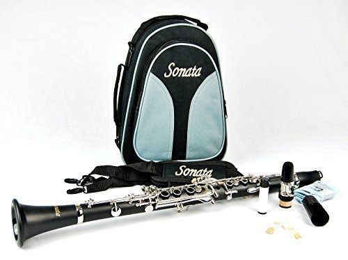 Sonata Clarinet-Complete Kit with Case and Accessories