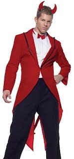 Best devil halloween costumes own personal do it yourself costume check out your list one more time it practically feels as though father christmas twice examining that christmas solutioingenieria Images