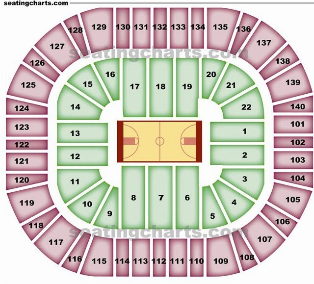 Utah jazz seating chart jazzseatingchart com