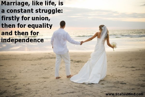 21 Quotes Collections Talk About The Beauty Of Marriage Quotes