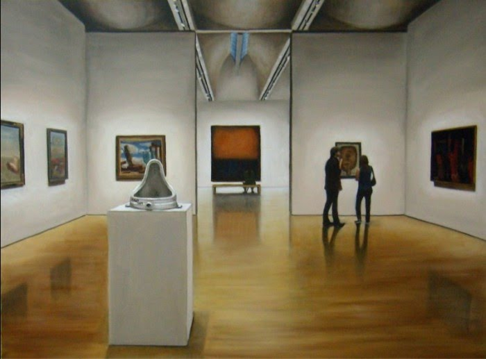 Paintings of Museums