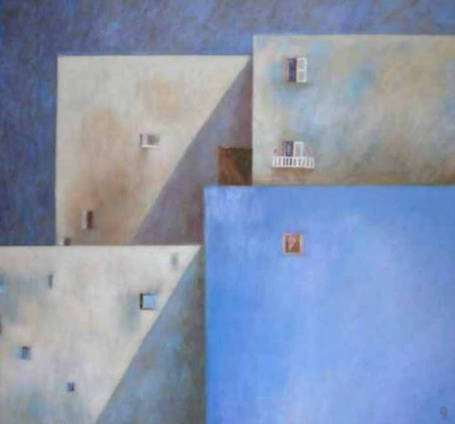 Modern Architectural Paintings