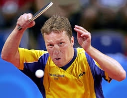 Best Ping Pong Player Jan-Ove Waldner