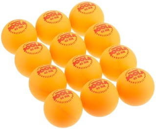 ping pong balls for training