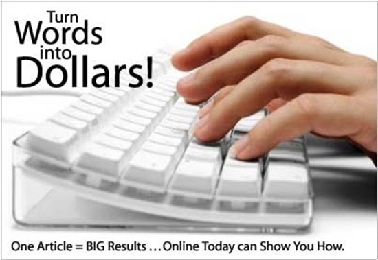 20 Sites That Pay You to Write Articles Online: Get Paid to Blog About Anything