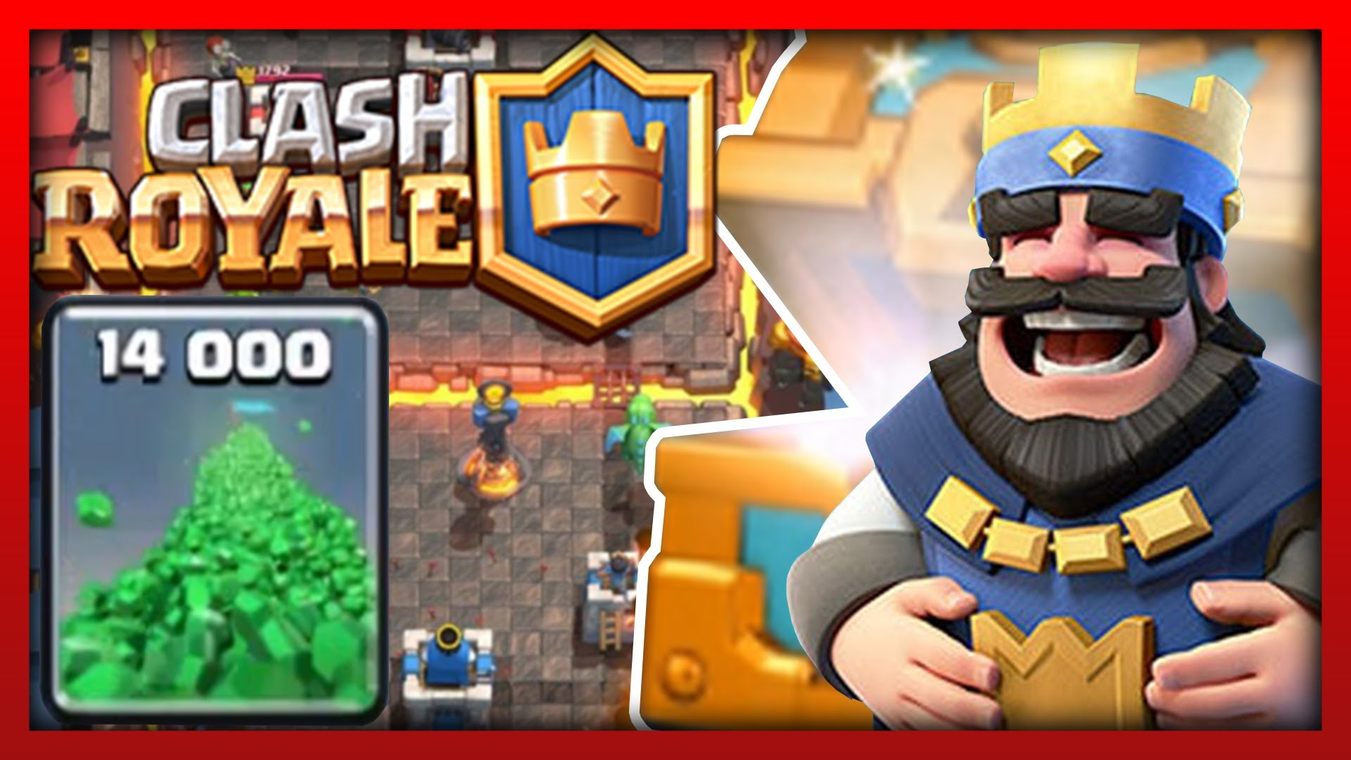 Best Way to Spend Gems in Clash Royale