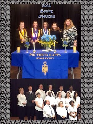 Spring Induction 2014