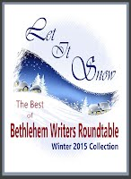 http://www.amazon.com/Let-Snow-Bethlehem-Roundtable-Collection-ebook/dp/B00TT7V2MA/ref=sr_1_1?ie=UTF8&qid=1424552894&sr=8-1&keywords=bethlehem+writers+roundtable
