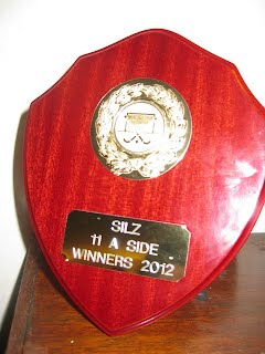 BGZ win the Silz Tournie 2012