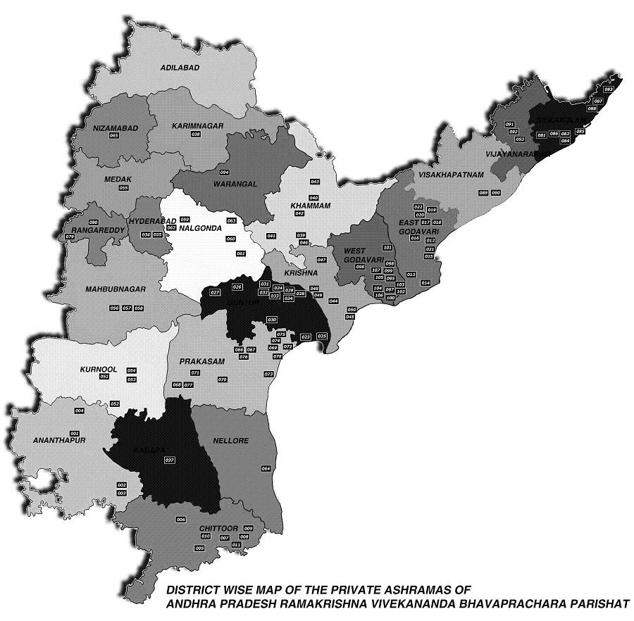 District-wise Map - bhavappap on