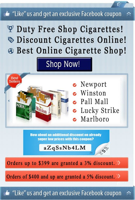 Buy cigarettes American Legend 2016