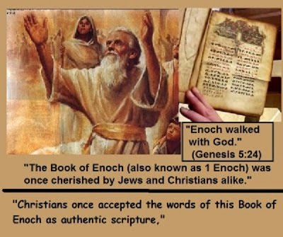 why is the book of enoch not in the bible