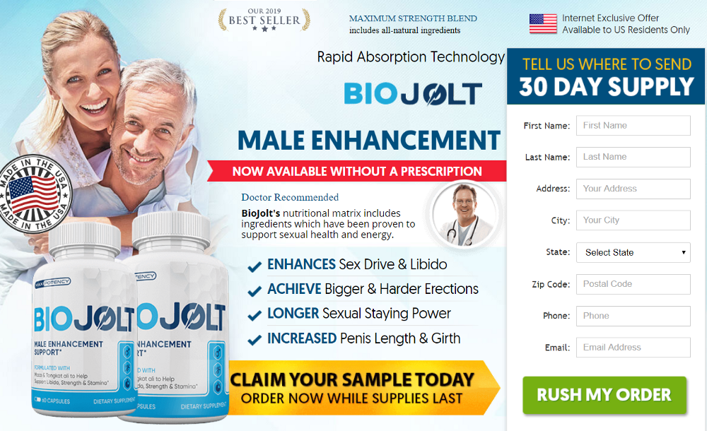 bio jolt male enhancement | beauty4media