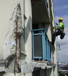 Rope access survey