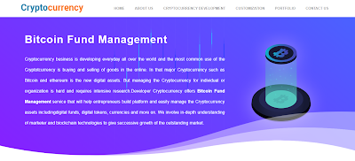 cryptocurrency fund management