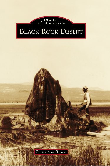 Black Rock Desert Book Cover