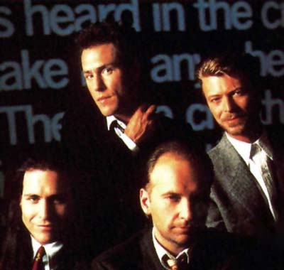 El grupo Tin Machine