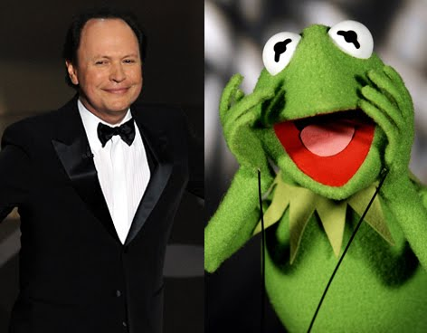 Billy Crystal vs The Muppets