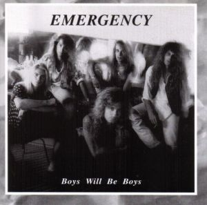 Emergency - Boys Will Be Boys