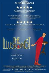 L'illusionniste (The Illusionist) [El ilusionista]