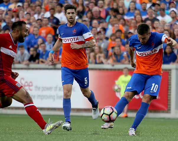 FC Cincinnati vs Chicago Fire