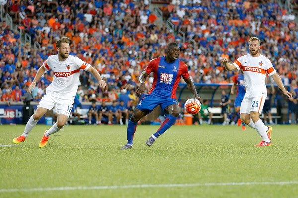 FC Cincinnati vs Crystal Palace