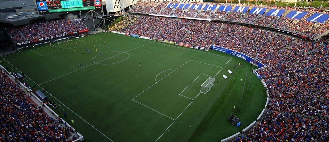 Take a look at FC Cincinnati! They are one of the highest attended football clubs in the USA!