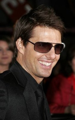 Nice Short Hairstyle From Tom Cruise