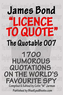 James Bond Quotes   Blue Eyed Books   Funny Quotes, Humorous