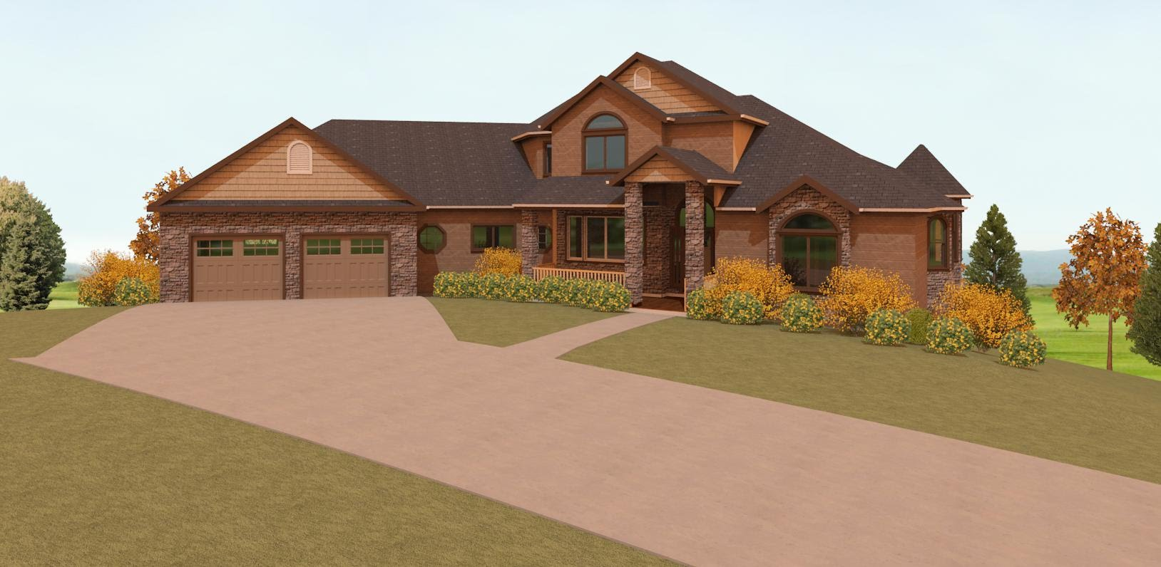 Custom Home Design Is Really Our Specialty! In The Past 20 Years We Have  Designed Close To 5000 Custom Homes Throughout The State Of Utah.