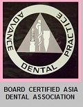 For Certified Dentists in Asia - https://sites.google.com/site/boardcertifiedasiadentalassn/