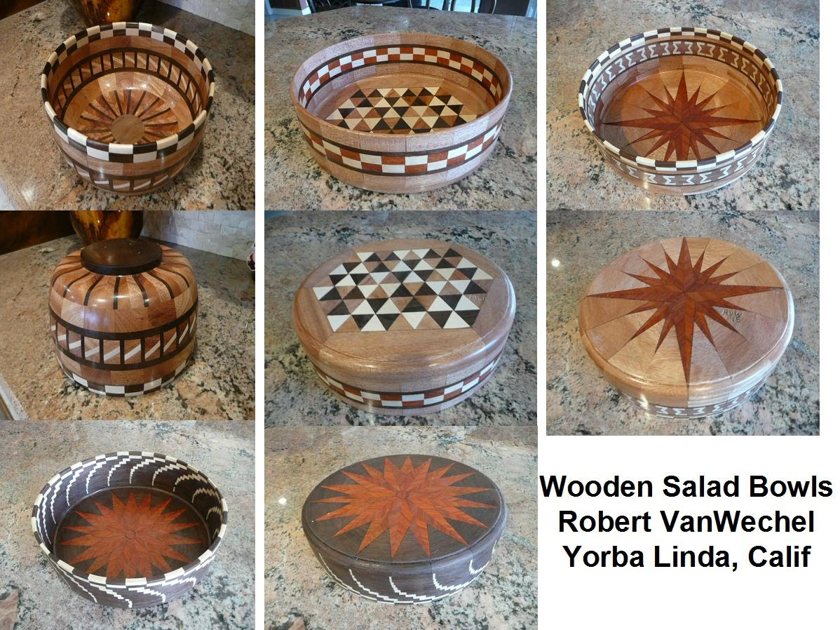 Making wooden bowls Painted Wood The Methods Used In Making These Bowls Are Discussed In The Pdf File Making Segmented Wooden Bowls How To Turn Wood Bowl Making Segmented Wooden Bowls Bobvanwechelstuff