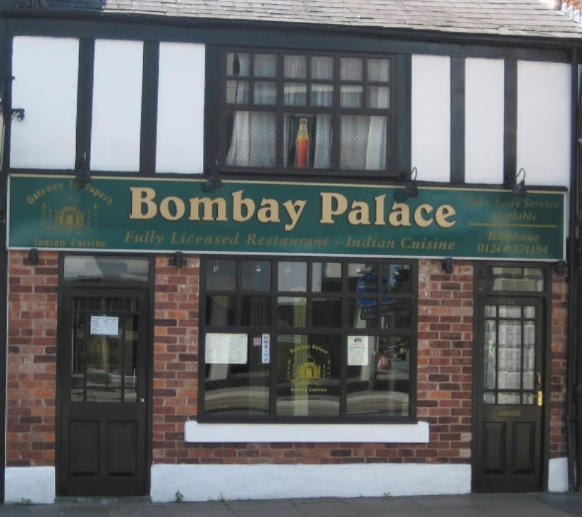 Bombay Palace Restaurant Chester Frontage