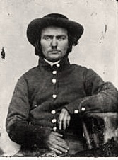 Joshua Causey was the only inhabitant in Bonlee when John Dunlap discovered the area. He was a Civil War veteran