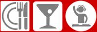 3 * Restaurants - Bars - Music Bars - Nightclubs