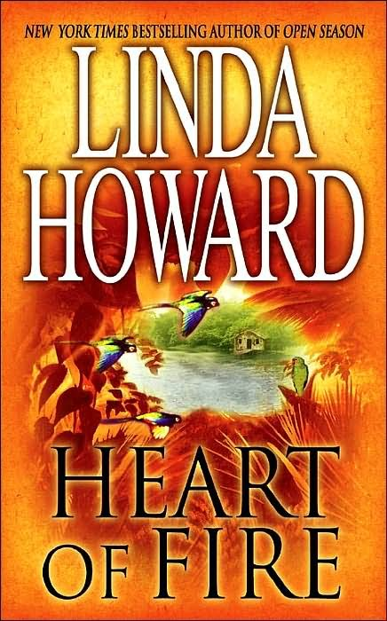 Linda Howard HEART OF FIRE Unabridged MP3-CD *NEW* FAST 1st Class Ship!