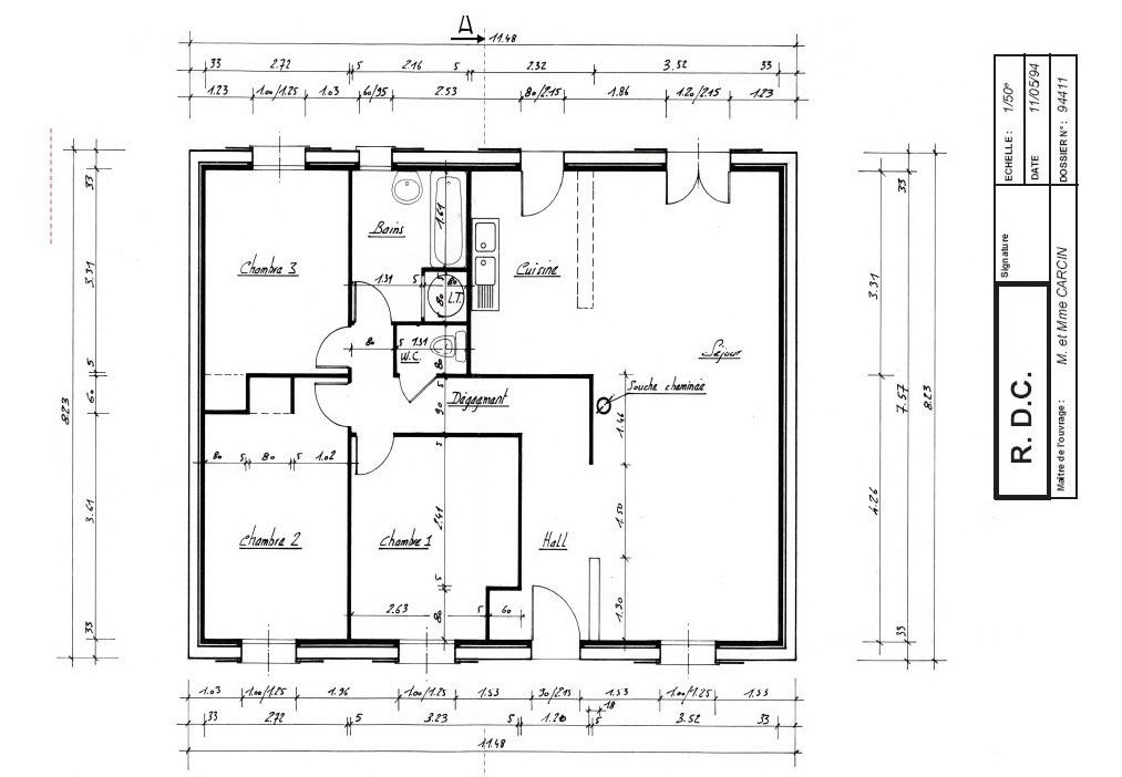 Affordable Deco Studio M Plan Maisons Gratuit Besides Maison Likewise  Decouvrir Et Lire Un With Plan D Architecte De Maison With Site Plan Maison
