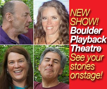 New Playback Theatre Show