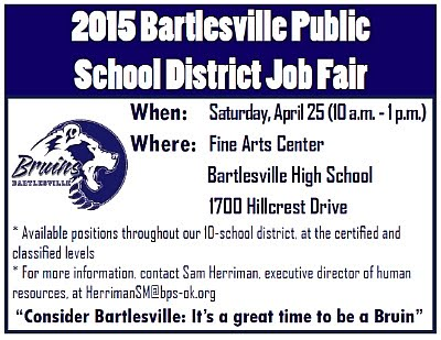 Bartlesville jobs part time