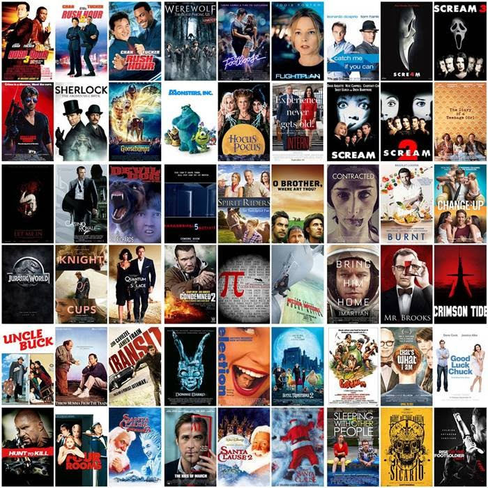 Tv shows and movies tonydaloccsta dvd collection.