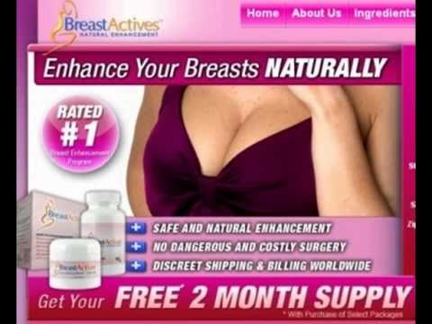 Breast Actives Amazon All Natural Breast Actives