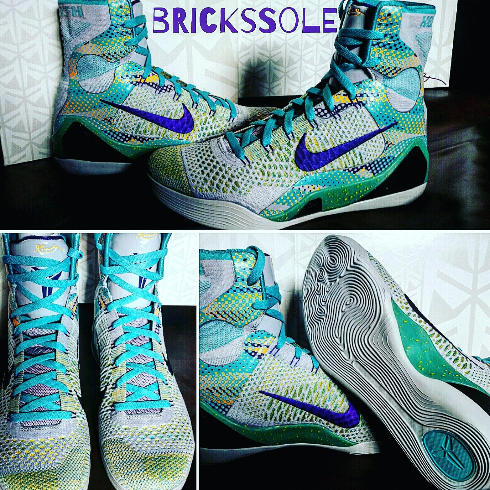 promo code 2596c bd1ee Price   224.99 Size  12 Condition  Deadstock Model  630847-005 Included   Original Box Colorway  Wolf Grey Court Purple-Turquoise