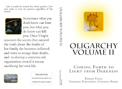 """Oligarchy Volume II"" Available @amazon, barnes & noble, tower books, and kindle."