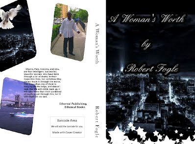 "The book cover for my latest release, ""A Woman's Worth"", now available @amazon.com, tower books, barnes & noble."