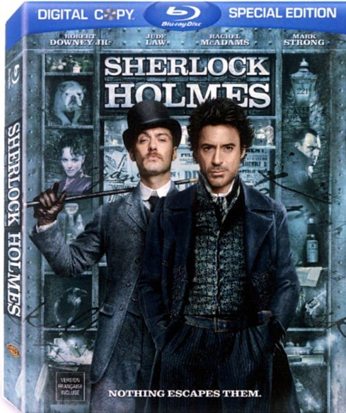 Sherlock Holmes 1080p / 720p BluRay Dublado – Torrent BRRip Dual Audio (2009) + Legenda
